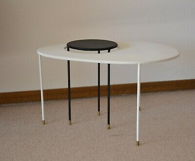 GUBI Mathieu Mategot Kangourou Tisch table black & white