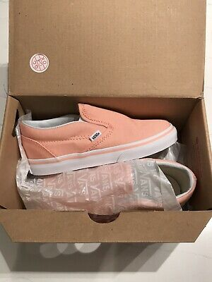 d0066a127206f8 VANS SLIP ON ~ Little Girls Checkered Shoes Toddler Size 11 -  10.50 ...