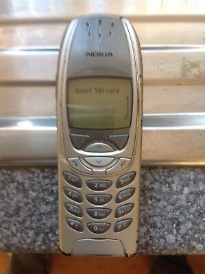 Nokia 3310 Mobile Phone Blue - Used In Working Order With Charger
