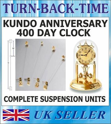 KUNDO 400 day Anniversary Clock  Complete Ready made Suspension Units