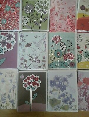 60 Mc Cards, Wholesale Joblot Greeting Cards