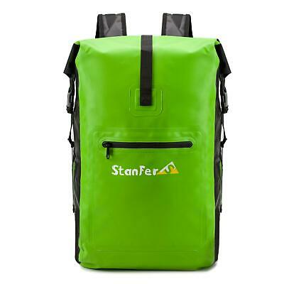 2cb25abc60 Waterproof Dry Backpack 500D PVC 30L with Welded Seams Padded Back Support