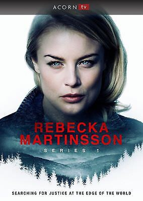 REBECKA MARTINSSON SERIES 1 (2 DVD SET, Ships from Toronto