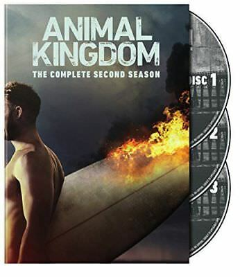 Animal Kingdom The Complete Second Season DVD Season 2 Brand New