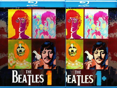 The Beatles 1 & 1+ Blu-Ray 2-disc Set