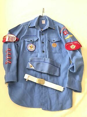 Boy Scout - Air Explorers Uniform - Other, Insignia