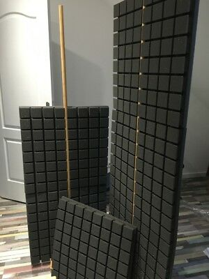 VICOUSTIC - FLEXI WALL 2 Set sound Absorber Partition Studio