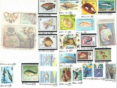 Retired approval sheet of Fish topicals - CV $26.60+