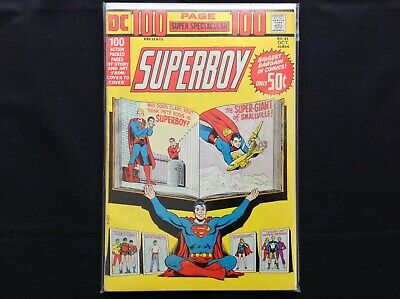 DC 100 PAGE SUPER SPECTACULAR #21 Lot of 1 DC Comic Book - Superboy!
