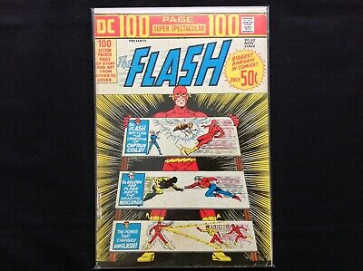 DC 100 PAGE SUPER SPECTACULAR #22 Lot of 1 DC Comic Book - Flash!