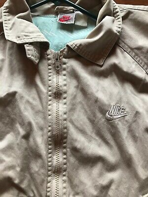 Vintage 80's Nike Windbreaker Jacket Large