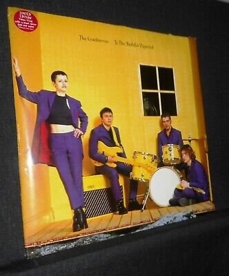 """Cranberries: """"To The Faithful Departed"""", SEALED Original Colored LP, Photographs"""