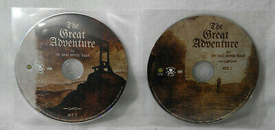 "THE NEAL MORSE BAND ""The Great Adventure"" 2019 (Radiant/2 CD's) ONLY CD's (MINT)"