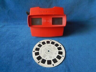 Old 3D View Master Viewer & Disk E.T. The Extra Terrestrial
