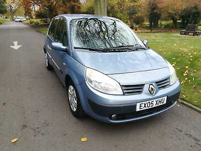 RENAULT SCENIC EXPRESSION 16V, SPARES  OR  REPAIR, good running condition