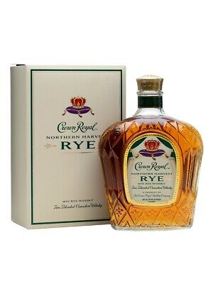 Crown Royal Northern Rye Jim Murray's World Whisky of the year 2016
