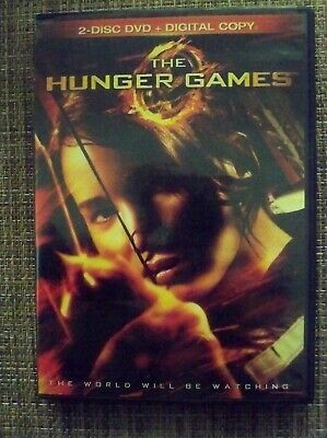 The Hunger Games [DVD]                  FREE SHIPPING                       9520