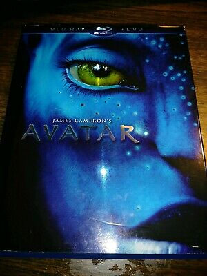 Avatar (Two-Disc Original Theatrical Edition Blu-ray/DVD Combo)LIKENEW CONDITION