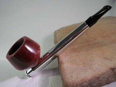 Restored Vintage Round Radiator Estate Pipe With Kirsten Briar  Bowl