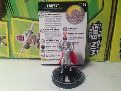 Stryfe #058 Heroclix Marvel Deadpool and X-Force Super Rare