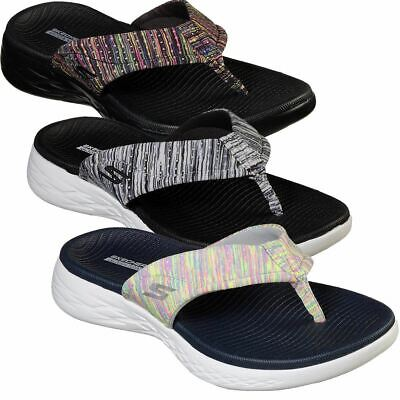 2926796d7ae6 Skechers Sandals Performance Women s On The GO 600 Shine Flip-Flop Sandals