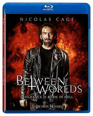 Between Worlds (Blu-Ray, 2019, RARE Canadian version WITH FRENCH)