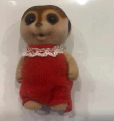 Calico Critters Meerkat Baby Sylvanian Family