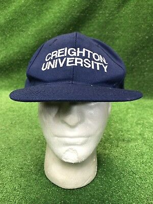 the latest d7bec 94550 ... australia true vintage creighton university blue jays snapback omaha  nebraska hat cap d78e1 3bab6