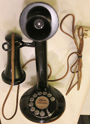 Western Electric 51AL Dial Candlestick Telephone