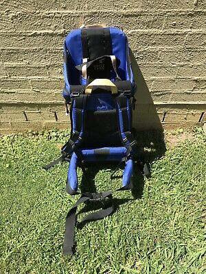 """Kelty Kids """"Country"""" Child Backpack Carrier Blue"""