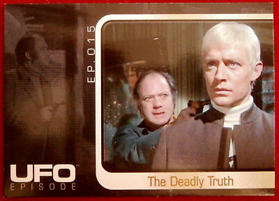UFO - Individual Base Card #066 - E.S.P. - The Deadly Truth - Cards Inc. 2004