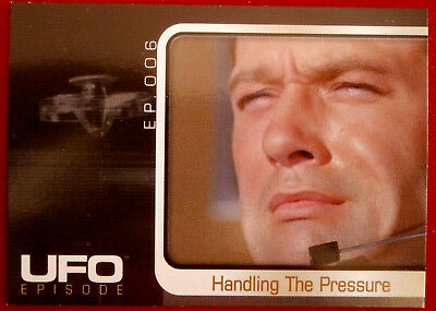 UFO - Individual Card - Base Set, Cards Inc #039 Conflict, Handling The Pressure