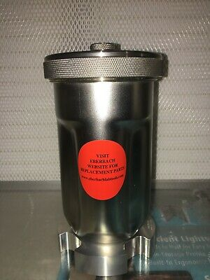 NEW - Eberbach, 1L Stainless Steel Blending Container - lab - mushrooms - fungi