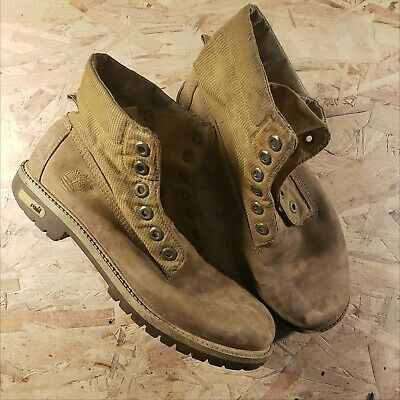 TIMBERLAND BOOTS EXPEDITION 1973 29967 Boys 6.5M Light Brown