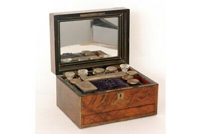 Victorian Dressing Table Box