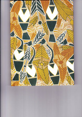 "A5 Aboriginal Blank Book "" Magpie Geese by  George Milpurrurra ( NEW )"