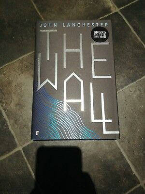 John Lanchester The Wall SIGNED 1/1