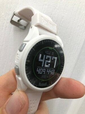 Bushnell Excel GPS Watch - White