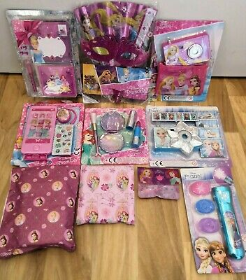 Girls Disney Princess & Frozen Toys x10 Childrens Raffle Prize party Carboot