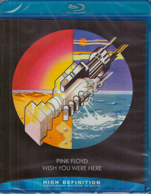 Pink Floyd: Wish You Were Here Blu-ray Disc NEW / SEALED Gilmour Waters