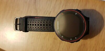 Garmin Forerunner 235 GPS Running Watch - Red/Black