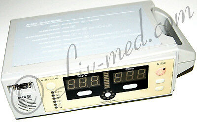 Nellcor - N-550 - Pulse Oximeter