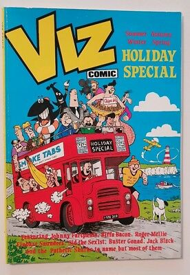 Viz Comic Holiday Special 1988.  ISBN: 1-870870-01-8