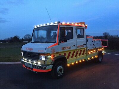 Mercedes 614 Vario Speclift Recovery Truck
