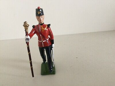 Britain's Fort Henry Guards Band.   Drum Major. In very good condition.