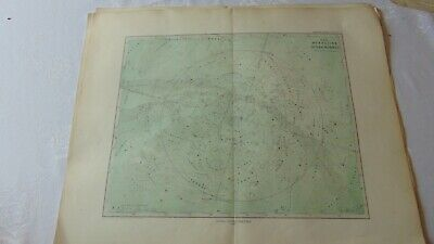 18Th & 19Th Century Collection Of Seventeen Astronomy Charts