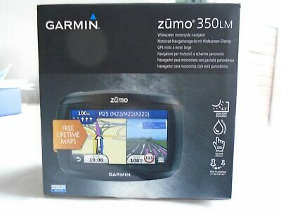 10 Garmin Zumo 350LM   (Accessories).