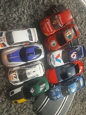 SCALEXTRIC NINCO SLOT IT JOBLOT CARS  bodies ad chassis