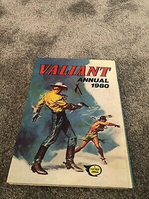 Valiant Annual 1980
