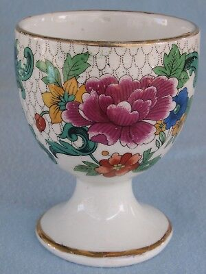 "Alter Eierbecher egg cup ""Floradora"" Booths 1940"